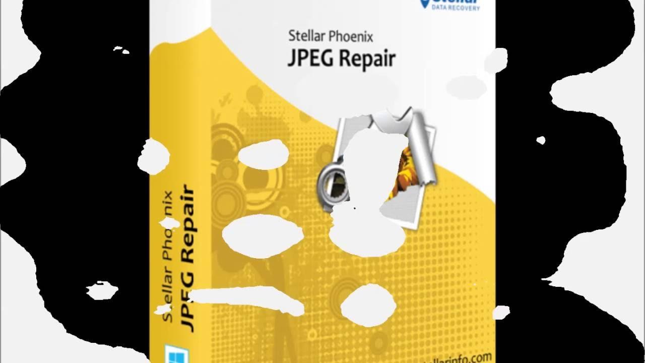 stellar phoenix jpeg repair 4 crack + license key
